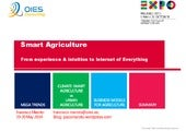 Oies smart agricuture_for_milanm2m_event_nologos