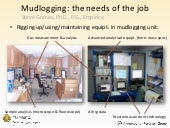 Mudlogging: The Needs of the Job