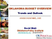Ok Budget Outlook Nov09