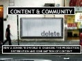 Content And Community