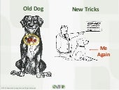 Old Dog Had To Learn New Tricks Wit...