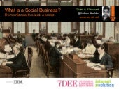 Principles of a Social Business Int...
