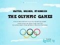 Olympic Games Fast Facts