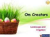 Garden Equipment In Pune - Om Creators