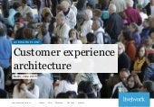 The Digital Customer Experience: Building a Strategy That Creates Value