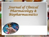 Journal of Clinical Pharmacology & ...