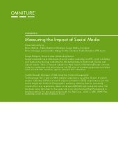 Omniture Workbook Measuring Social ...
