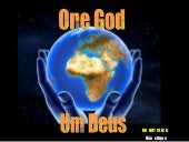 One God (Barbra Streisand)