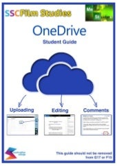 One Drive Guide