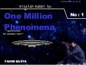 Risalah Rabbi ku : One Million Phen...