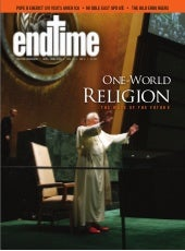 One world religion   may-june 2008