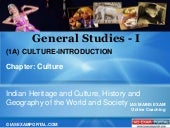 Online coaching-for-gs-i-indian-culture-1 a