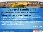 Online coaching-for-gs-ii-comparison-of-the-indian-constitutional-scheme-with-that-of-other-countries