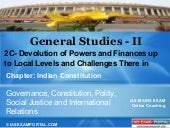 Online coaching-for-gs-ii-indian-constitution-2 c