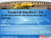 Online coaching-for-gs-iii-indian-economy-and-issues-relating-to-planning-mobilization-of-resources-growth-development-and-employment-1 a