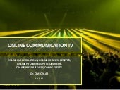 Online Communication Lesson 4 B   /...