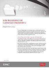 RSA Monthly Online Fraud Report - S...