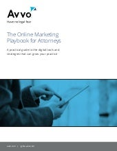 Online Marketing Playbook for Attor...