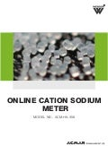 Online Cation Sodium Meter by ACMAS Technologies Pvt Ltd.