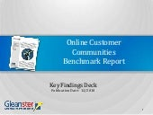 Online Customer Communities - Best ...