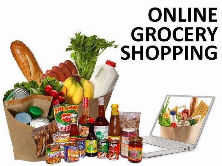 Order resume online groceries
