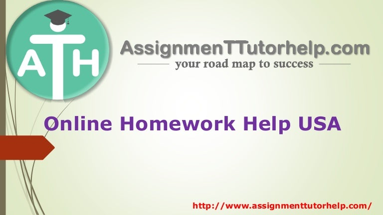 Usa homework help