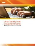 Online Identity Theft: Changing the Game