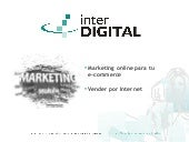Online marketing para e commerce