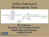 Online Outliners & Mindmapping Tools