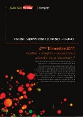 Online shopper intelligence - Franc...