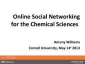 Online social networking for the ch...
