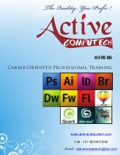 Online training at activecomputech