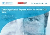 Oracle OpenWorld 2011 - Oracle Appl...