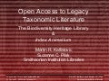 Open Access Bhl Ia