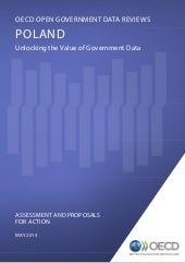 Open Government Data Review of Poland: Assessment and Proposals for Action