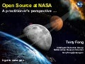 2011 NASA Open Source Summit - Terry Fong