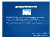 Opencart Extensions By TransPacific...