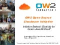 OW2 - OSCi (Open Source Cloudware Initiative)