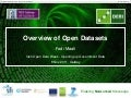 Open data showcase