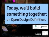Open Design Definition @ Fab* @ Fut...
