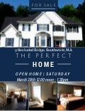 9 Secluded Ridge, Southwick, MA 01077 Open House Saturday March 28th, 2015