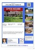 Open house 19 Tow Path Lane, Westfield, MA 01085 by Lesley Lambert, REALTOR