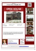 Open house: 15 Irene Drive, Westfield, MA 01085 December 14, 2013