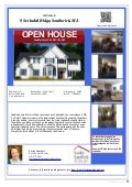 Home for Sale 9 Secluded Ridge, Southwick, MA 01077 Open House March 15, 2015