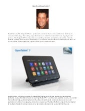 Open Peak Open Tablet 7- David Nova...
