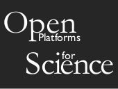 Open platforms for Science discovery