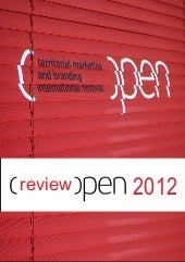 Open review 2012