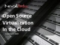 Open Source in the Cloud