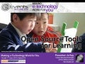 Open Source Tools for Learning