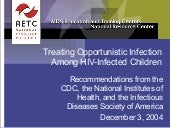 Opportunistic Infection Among Hiv I...